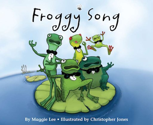 Maths Readers Year 2: Froggy Song x 6