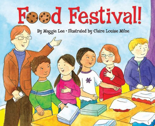 Maths Readers Year 2: Food Festival! x 6