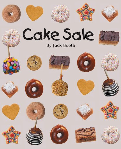 Maths Readers Year 2: Cake Sale x 6