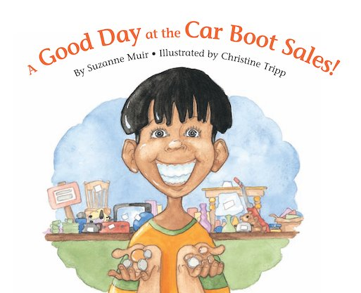 Maths Readers Year 2: A Good Day at the Car Boot Sales! x 6