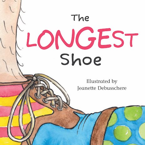 Maths Readers Year 1: The Longest Shoe x 6