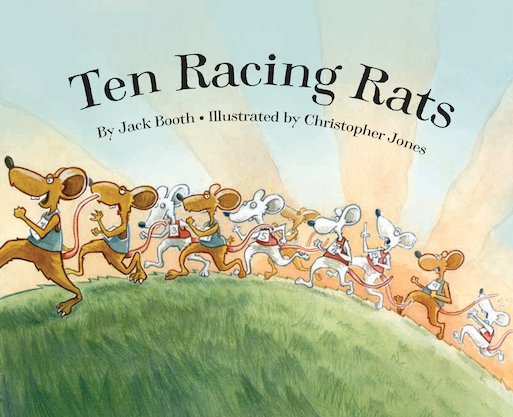 Maths Readers Year 1: Ten Racing Rats x 6