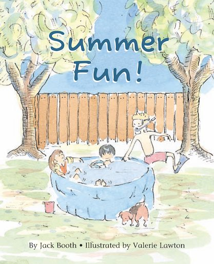Maths Readers Year 1: Summer Fun! x 6