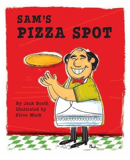 Maths Readers Year 1: Sam's Pizza Spot x 6