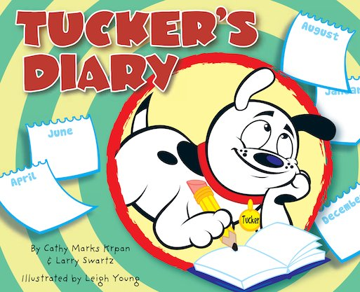 Maths Readers Year 1: Tucker's Diary x 6