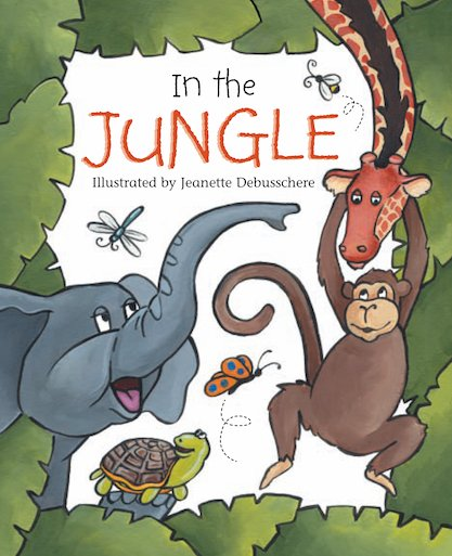 Maths Readers Year 1: In the Jungle x 6