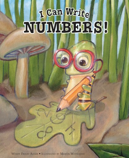 Maths Readers Year 1: I Can Write Numbers! x 6
