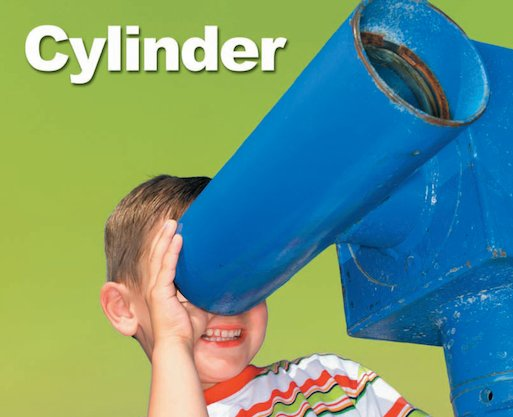 Maths Readers Year 1: Cylinder x 6