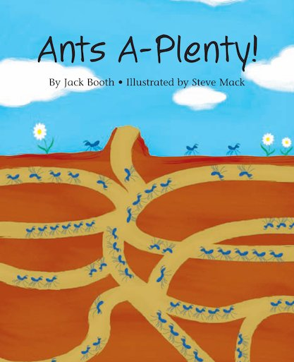 Maths Readers Year 1: Ants A-Plenty! x 6