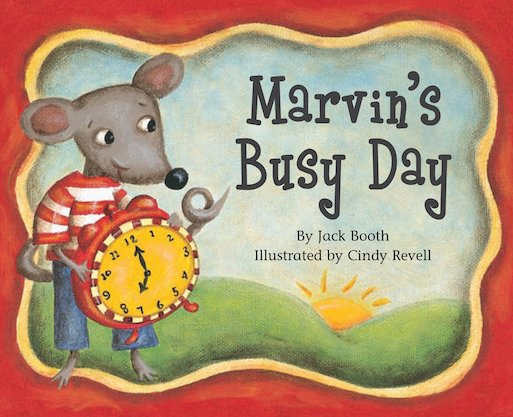 Marvin's Busy Day