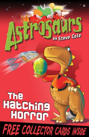 Astrosaurs: The Hatching Horror