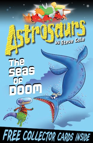 Astrosaurs: The Seas of Doom