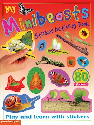 My Minibeasts Sticker Activity Book
