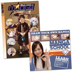 Manga School Pack