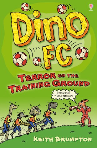 Dino FC: Terror on the Training Ground