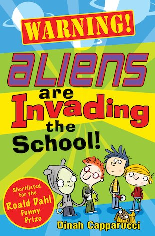 Warning! Aliens are Invading the School!