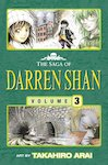 The Saga of Darren Shan Graphic Novel: Volume 3 - Tunnels of Blood