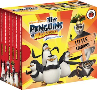 The Penguins of Madagascar: Little Library