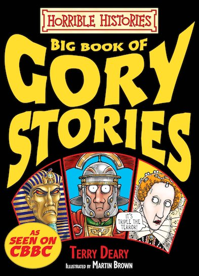 Big Book of Gory Stories
