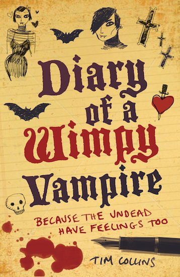 Diary of a Wimpy Vampire