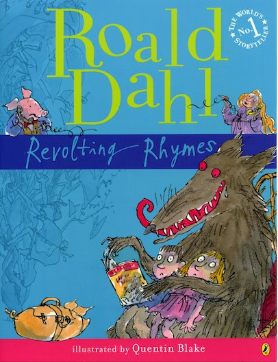 Revolting Rhymes x 6