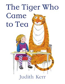 Set of 6 - The Tiger Who Came to Tea