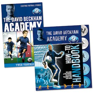 David Beckham Academy Pair