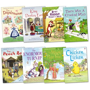 Usborne First Reading Pack