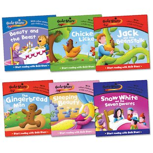 Gold Stars: Fairy Tale Readers Pack