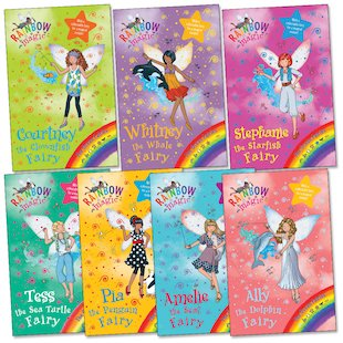 Rainbow Magic: Ocean Fairies Pack