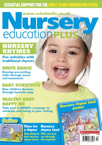 Nursery Education PLUS February 2010