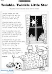 Twinkle, Twinkle Little Star (1 page)