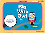 Spelling simplified: Big Wise Owl game