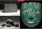 Aztec artefacts – poster