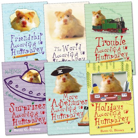 Humphrey the Hamster Pack