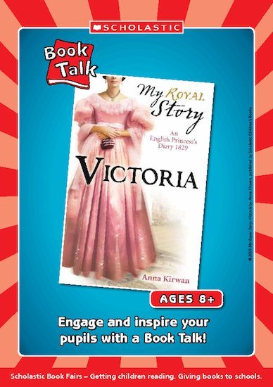 Book Talk: My Story - Victoria