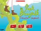 Jack and the Beanstalk interactive storyboard