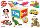 Toy box – poster