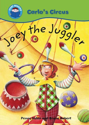 Carlo's Circus: Joey the Juggler