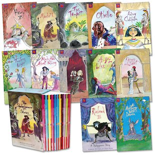 Shakespeare Stories Slipcase Set