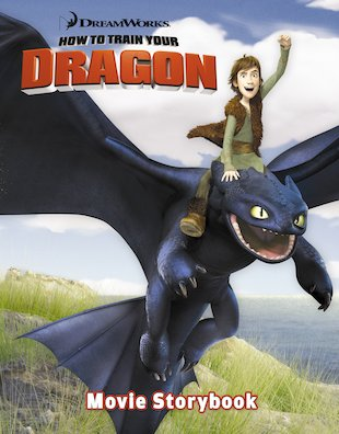 How to Train Your Dragon: The Movie Storybook