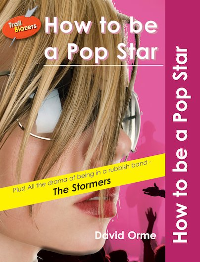 Trailblazers: How to Be a Pop Star