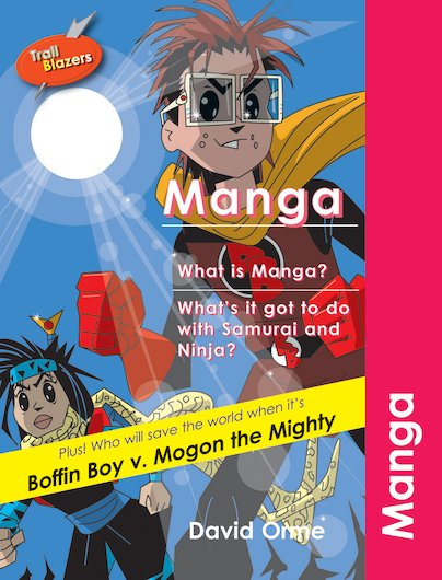 Trailblazers: Manga