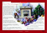 'Brown Bear, Reindeer and Co' - Christmas story (5 pages)