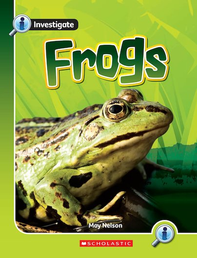 Investigate: Frogs x 6
