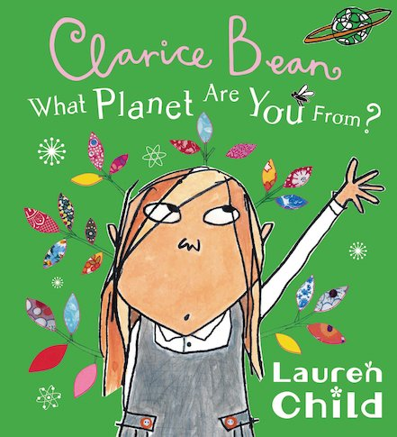 Clarice Bean, What Planet Are You From?