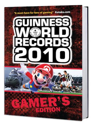 Guinness World Records 2010: Gamer's Edition