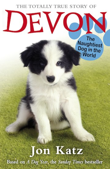 Devon: The Naughtiest Dog in the World