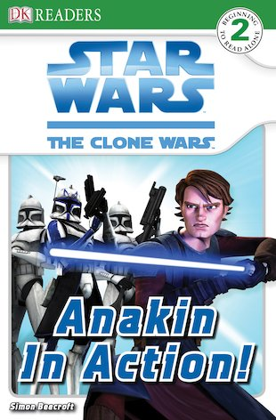 Star Wars: Anakin in Action!