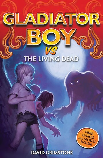 Gladiator Boy Vs. the Living Dead